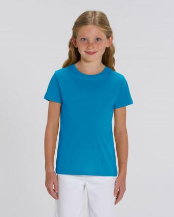 EP16 Женская футболка с подвернутым рукавом, Stonewash