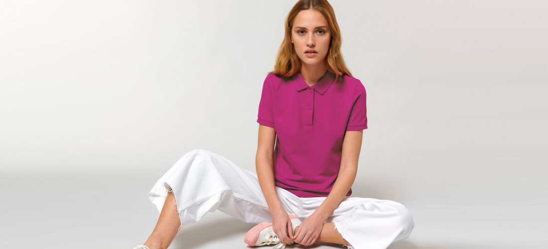 Women's polos and shirts