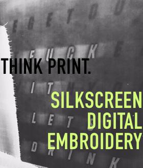 Print.  Like you've never printed before.